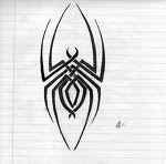 Tribal Tattoos With Image Spider Tribal Tattoo Designs Picture 1