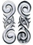 Tribal Tattoos With Image 3D Tribal Tattoo Designs Picture 5