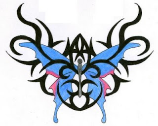 Lower Back Tattoos With Image lower Back Butterfly Tattoo Designs With Tribal Butterfly Tattoo Picture 3