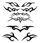 Lower Back Tattoos With Image Tattoo Designs Tribal Lower Back Tattoos Picture 1