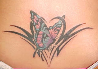 Lower Back Tattoos With Image Lower Back Tribal Tattoo For Female Tattoo Picture 6