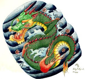 Dragon Tattoos Designs