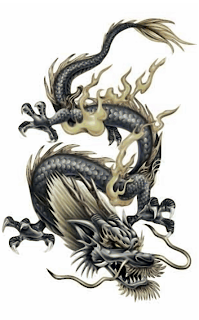Art Japanese Dragon Tattoo Designs Picture 1