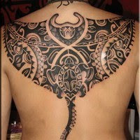 Polynesian Tattoo 3