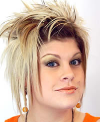 Female With Punk Hairstyles Picture 4
