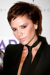 Victoria Beckham Hairstyle Picture 6