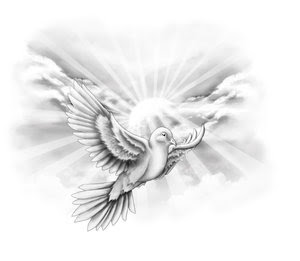 Dove Tattoo Design 4