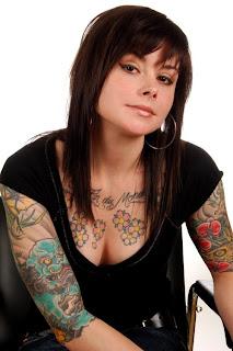 Beautiful Art of Tattoos Design With Image Feminine Tattoo Design Picture 7