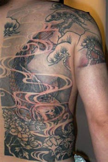 Japanese Tattoos With Image Japanese Koi Fish Tattoo Designs Especially Japanese Koi Fish Backpiece Tattoo 4