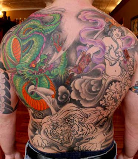 Art Japanese Tattoo Designs With Image Backpiece Japanese Dragon Tattoo Picture 6