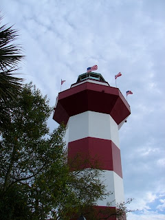 Harbour Town Lighthouse at Hilton Head Island