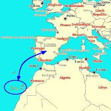 Islas Canarias, Paraíso entre Continentes