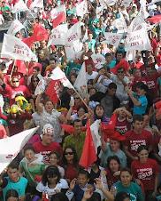VEM AÍ !!!  PRIMEIRO CONGRESSO DE AVIVAMENTO E MARCHA PARA JESUS DE SÃO LOURENÇO - 18 A 20/09/2009