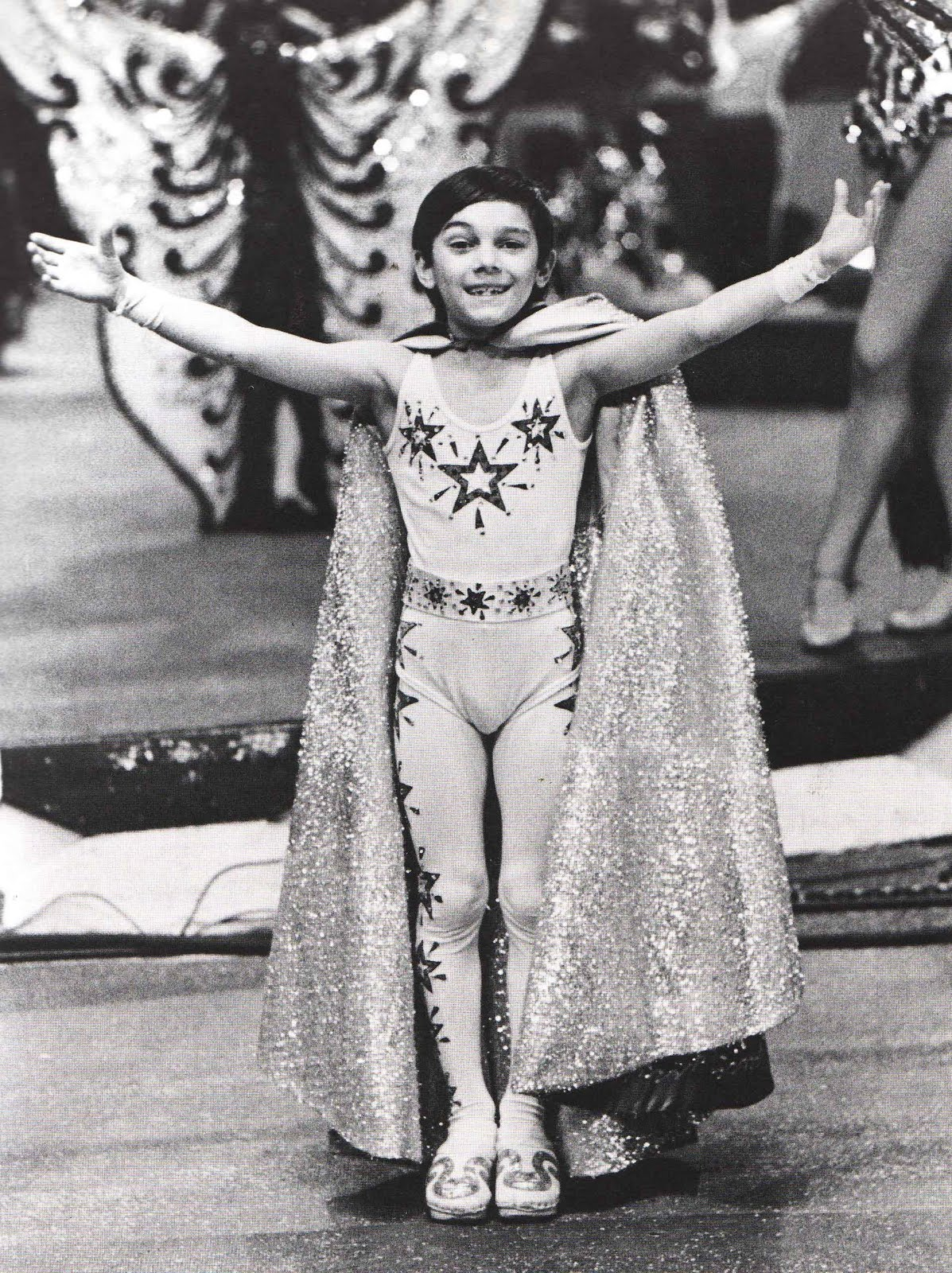 A Very Young Circus Flyer