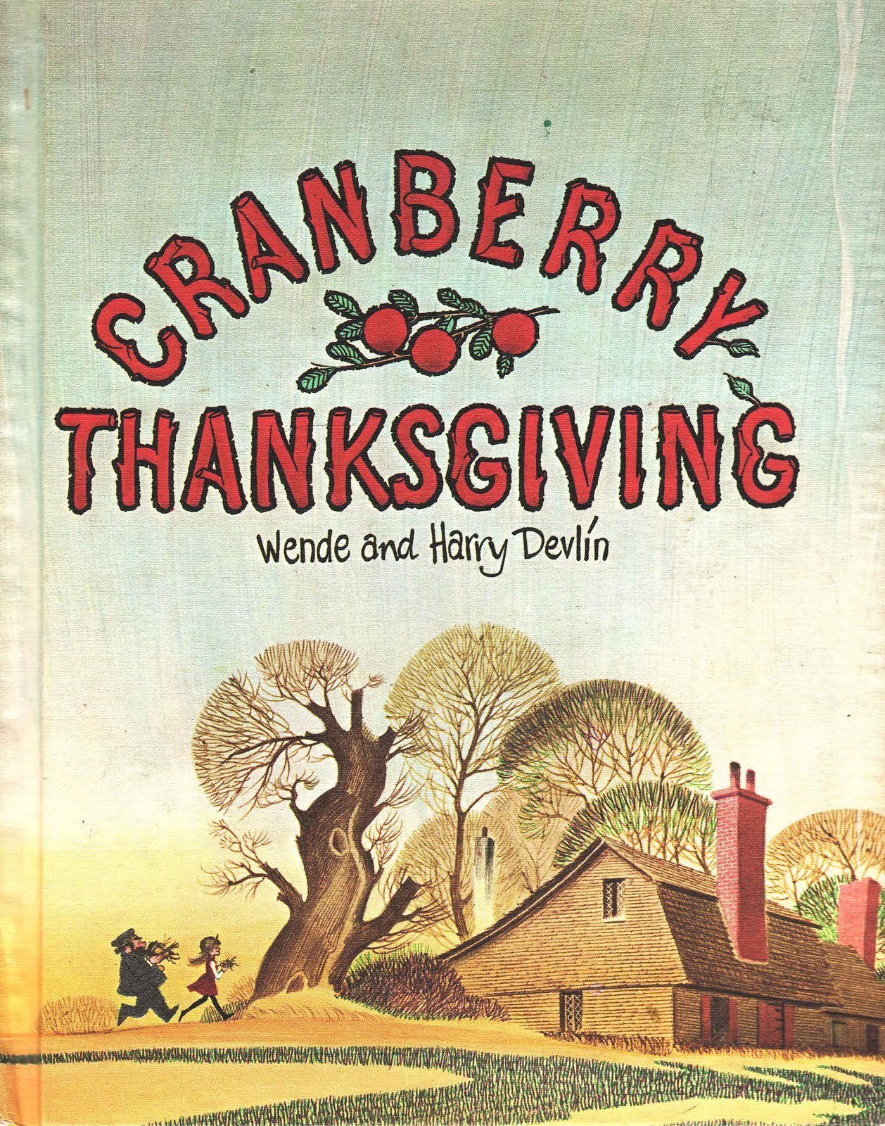 Vintage Kids\' Books My Kid Loves: Cranberry Thanksgiving