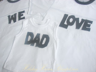 Father&#39;s Day Fun - Easy Shirts