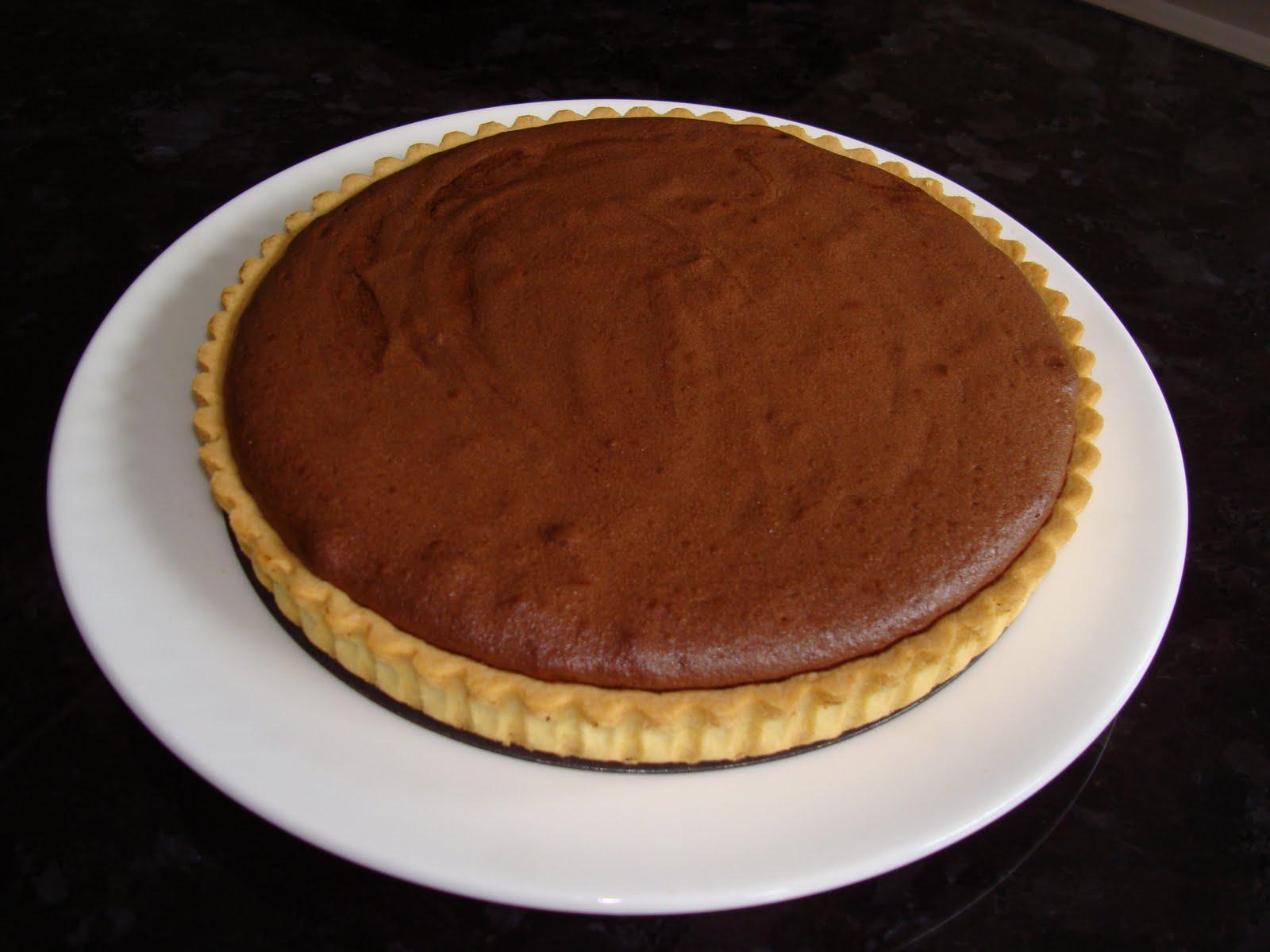 Madhvi S Foolproof Recipes Tarte Au Chocolat Classic