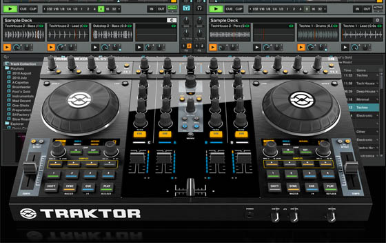 NATIVE INSTRUMENTS TRAKTOR 2 USER MANUAL Pdf Download
