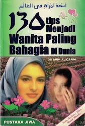 Buku yang menjemput wanita kepada kelapangan jiwa setelah melalui pelbagai duka