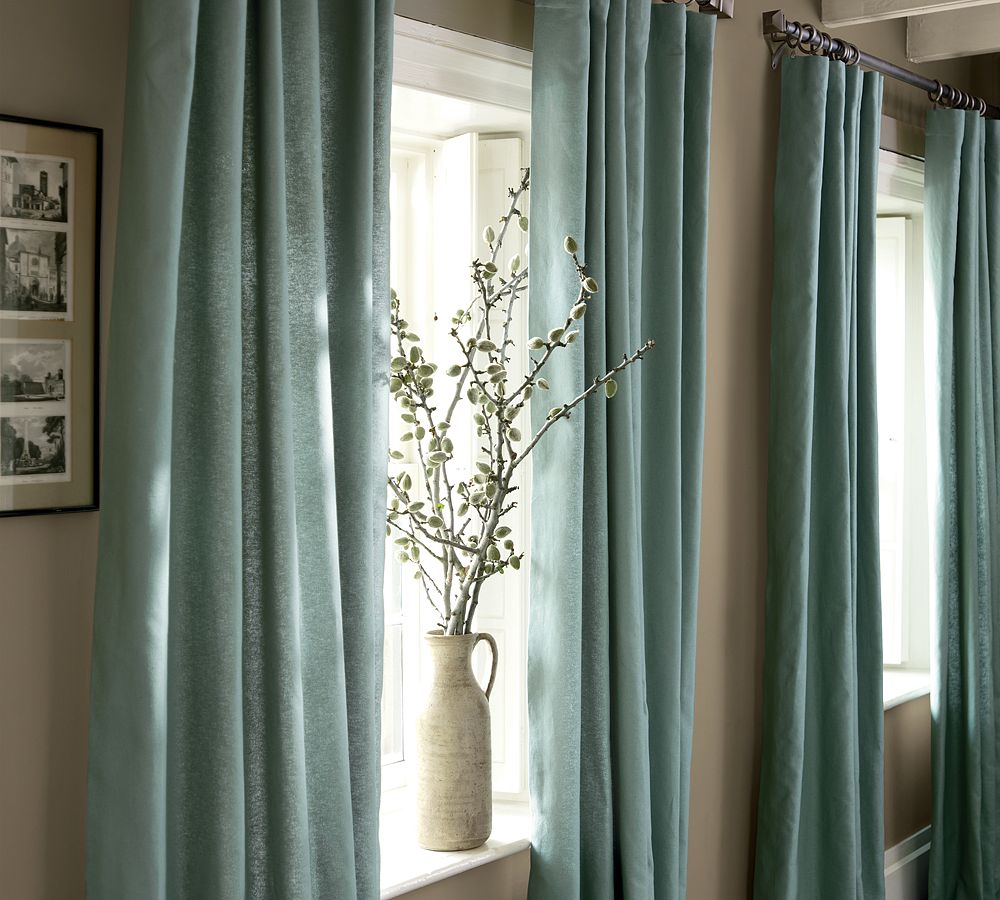 married in chicago using curtains for closet doors. Black Bedroom Furniture Sets. Home Design Ideas