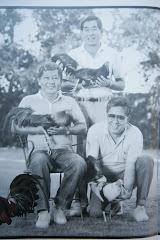 BOB CUENCA, JUANCHO AGUIRRE & TONY TREBOL