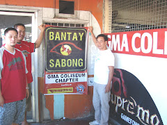 BANTAY-SABONG : GMA COLISEUM