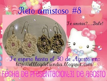 Reto amistoso N 8