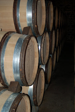 Wine Caves and Barrels