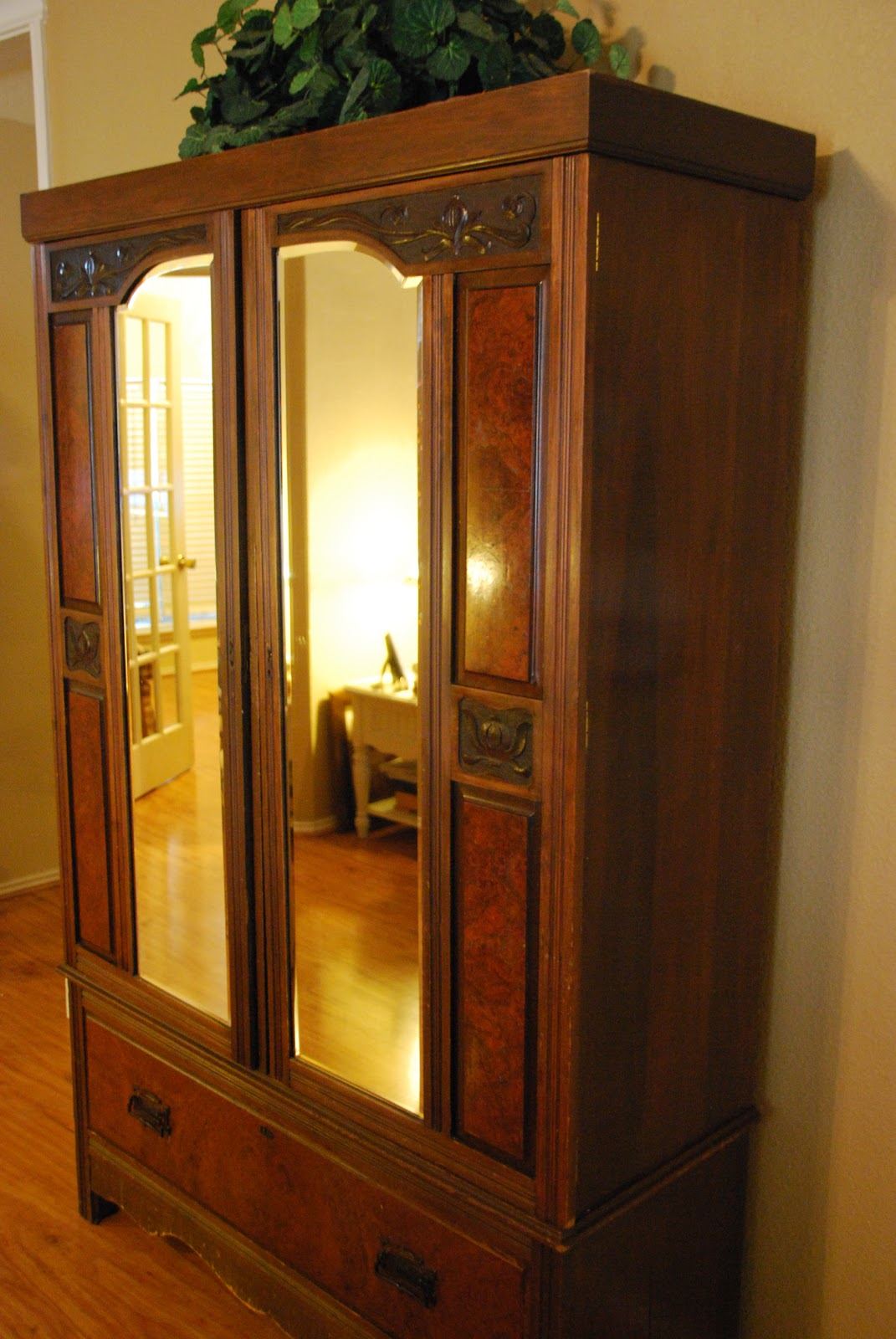 furniture for sale antique armoire by shieldhall and the. Black Bedroom Furniture Sets. Home Design Ideas