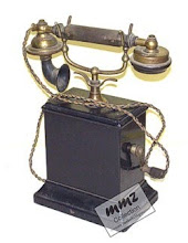 Telpon kuno, buatan Sweden