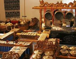 gamelan, music wayang