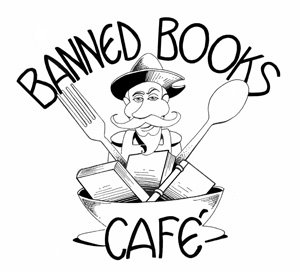 Banned Books Cafe