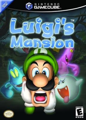 Luigis Mansion (GameCube)