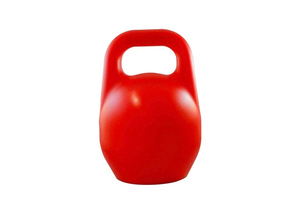 Gym buzz fill up your kettlebell for Fillable kettlebell