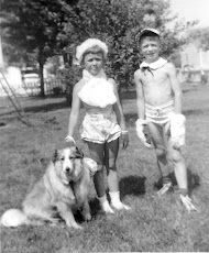 My 2 best friends & me, circa 1956