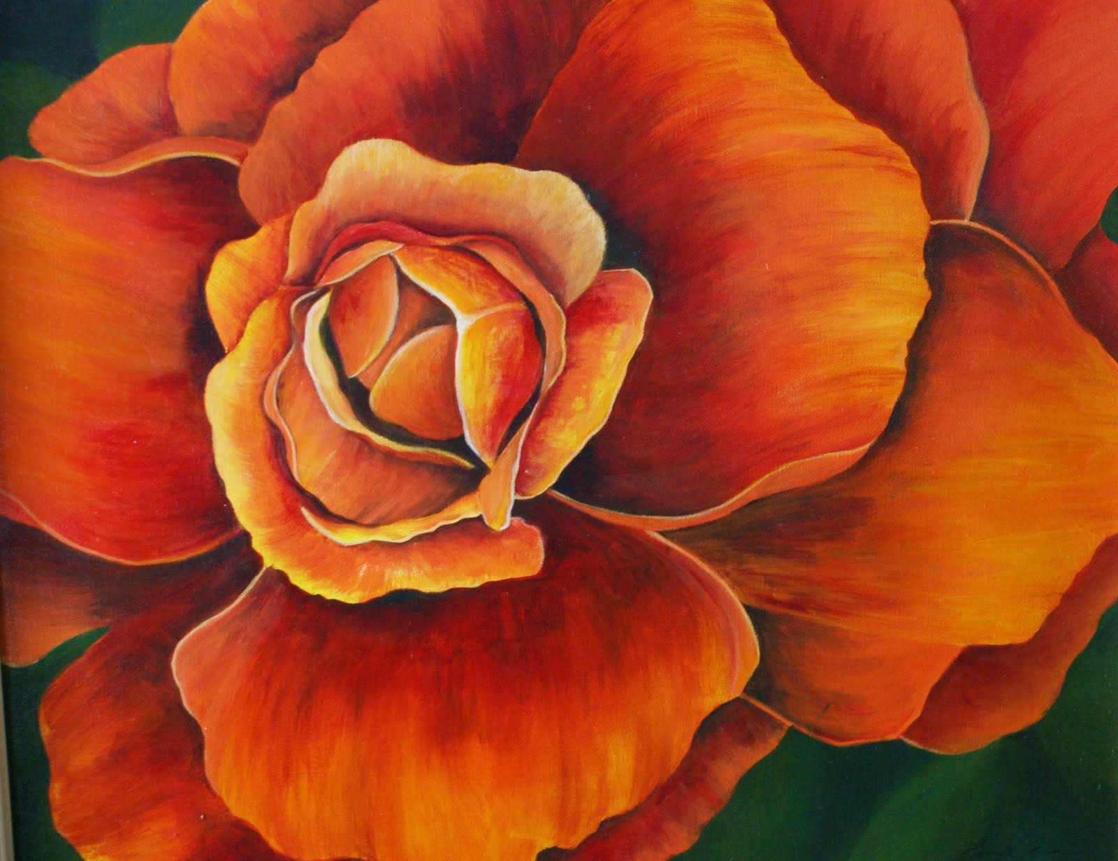 Texas Daily Painting From Fine Artist Linda Bein