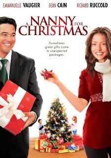 Filme Poster Uma Babá De Natal DVDRip XviD & RMVB Dublado