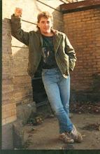 1988, H.S. Graduation Picture