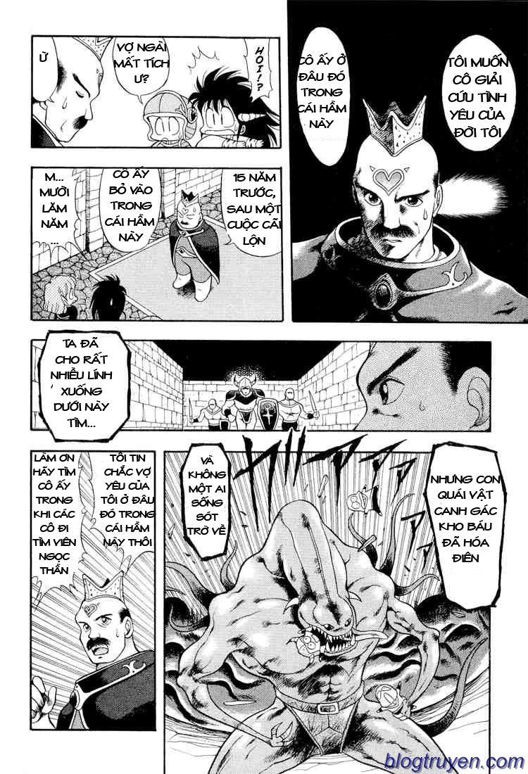 TruyenHay.Com - Ảnh 12 - Dragon Half 19
