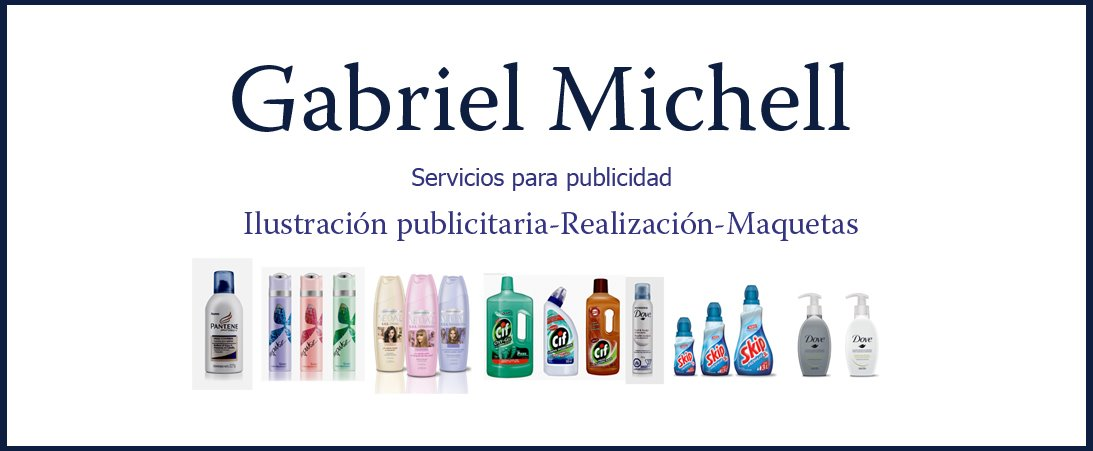 gabo michell servicios para publicidad