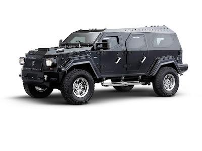 Conquest Knight XV Coche Car