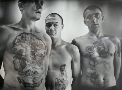Aischrolatreia russian mafia tattoos for Russian mafia tattoos