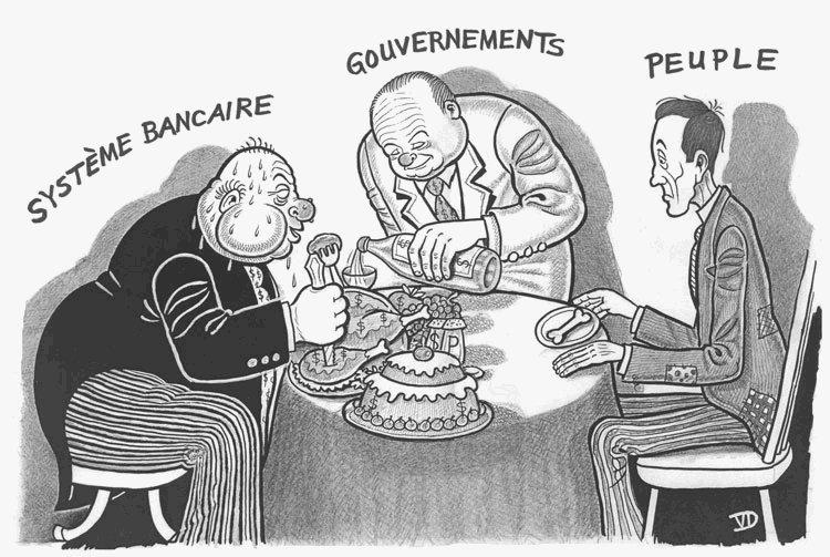 Que crise económica? Os lucros aumentam!  Sistemabancario