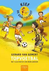 Cover van Kief, de goaltjesdief, deel 2
