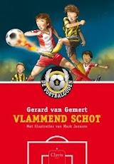Cover Vlammend Schot