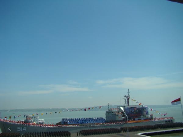 HUT TNI 2008