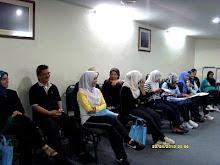 Sekitar kursus Team Building UPSI dan Institut Sosial Malaysia