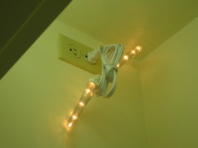 Designing with Rope Lighting