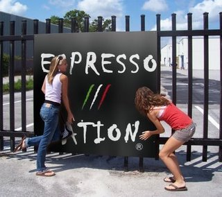 Espresso Nation Fans Club Page