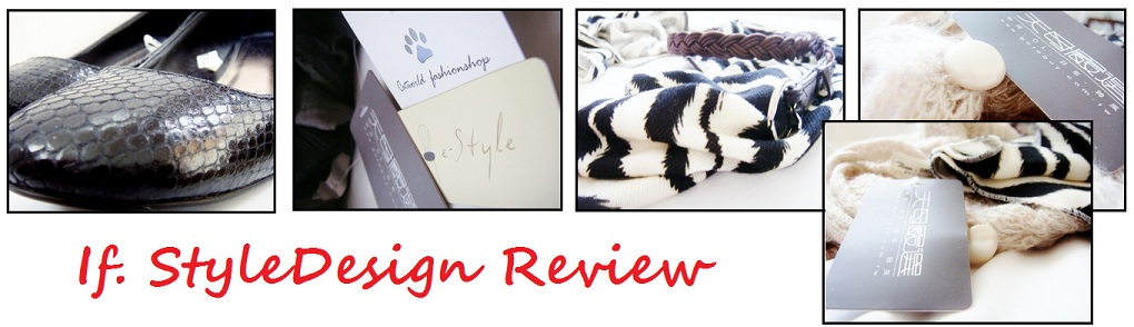 If. StyleDesign Review